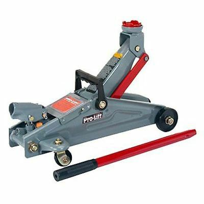 Pro-Lift F-2332 Grey Hydraulic Floor Jack-2 Ton Capacity
