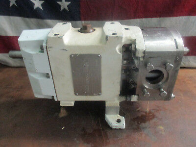 Itt Pureflo Lobe 24050-9211V (S/n: 23056) Rotary Lobe Pump_As-Described__$$$~