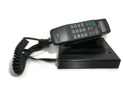 Vintage AT&T Celullar Telephone Transciever 3a - MK 11 and Phone Car Cell Phone