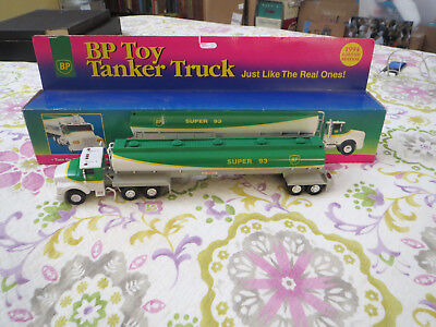 Bp Toy Tanker Truck 1994 Limited Edition Battery Operated Truck With Box