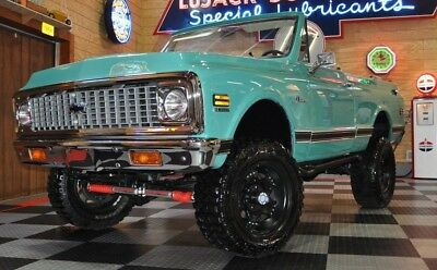 1972 Chevrolet Blazer K5 Convertible Truck MUST SELL! NO RESERVE! 70 71 1972 Chevrolet K5 Blazer Convertible 4x4 Off Road Truck MUST SELL NO RESERVE! 69