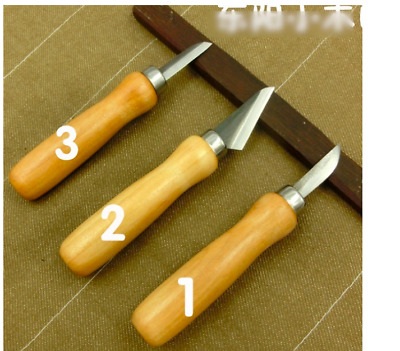 Twiddling Knife Tool Chisel Wood Working Set Carving Hand Carpentry Hobby Craft
