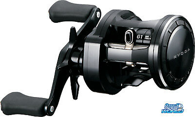 Daiwa Ryoga 1520 H Baitcaster Fishing Reel BRAND NEW @ Ottos Tackle World