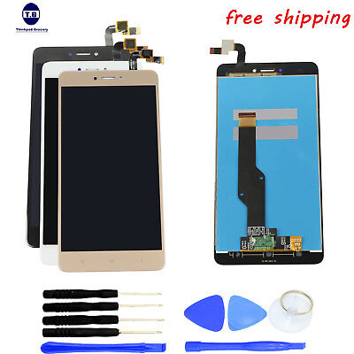 LCD Screen Display + Digitizer Touch+Tools For  XIAOMI HONGMI REDMI NOTE 4X
