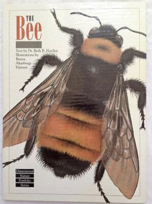 The Bee (The dimensional nature portfolio series) by Norden, Beth Hardback Book