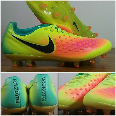 NIKE MAGISTA OPUS II AG Pro ACC Soccer Cleats Boots Various Sizes ... 912e5842710