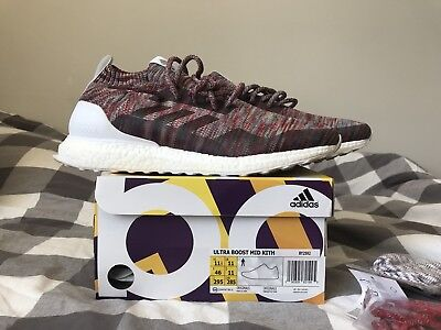 0f9259a44 Adidas Ultra Boost Mid Kith Aspen Size 11.5 Ronnie Feig LTD Limited  Multicolor