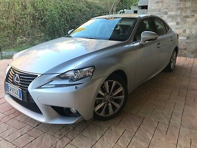Lexus IS 300 executive con batteria ibrida nuova!!!