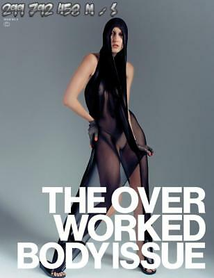 299 792 458 m/s The Overworked Body Issue #2 An Anthology of 2000s dress by