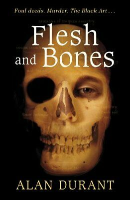 Flesh And Bones by Durant, Alan Book The Cheap Fast Free Post
