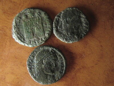 Ancient roman coins lot 6