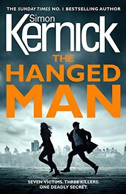 The Hanged Man (Bone Field 2) by Kernick, Simon Book The Cheap Fast Free Post