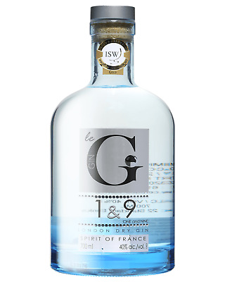 Vedrenne Pages Gin 1&9 case of 6 700mL