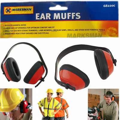 Industrial-Safety Ear Muffs Heavy-Duty Protection DIY Noise Control Plugs Guards