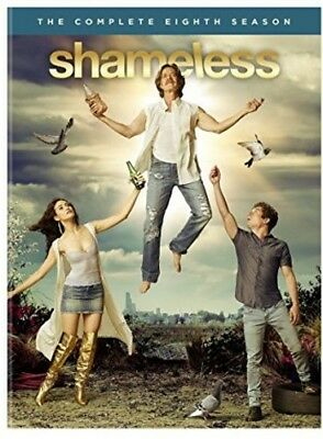 Shameless: The Complete Eighth Season [New DVD] Amaray Case