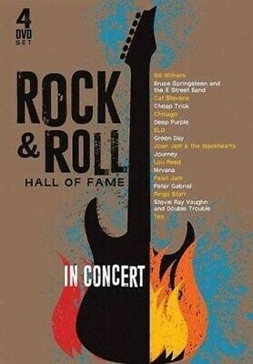 Various - Rock & Roll Hall Of Fame: In Concert [New DVD]