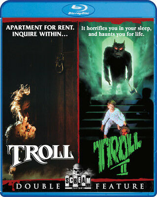 Troll / Troll 2 [New Blu-ray] Widescreen