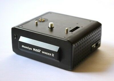 Mamiya RZ67 Motor WinderⅡfor Medium RZ67 From Japan EXC++++ Free Shipping #1027