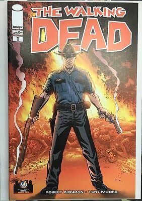 WALKING DEAD #1 Ohio 2013 Wizard World Comic Con Exclusive Variant Cover Comics