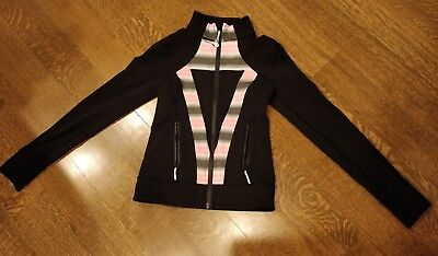 Ivivva Practice Your Perfect size 8 Jacket.