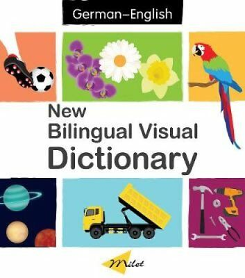 New Bilingual Visual Dictionary English-german by Sedat Turhan (Hardback, 2017)