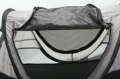 KidCo P4012 PeaPod Plus Infant Travel Bed Midnight Comes with a Storage bag
