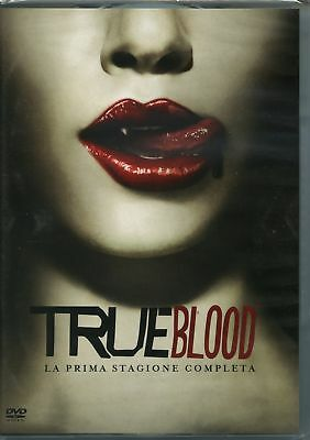 Serie Tv - True Blood - Stagione 1 - 5 Dvd