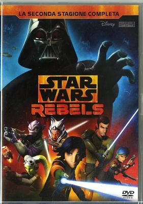 Serie Tv - Star Wars Rebels - Stagione 2 - 3 Dvd