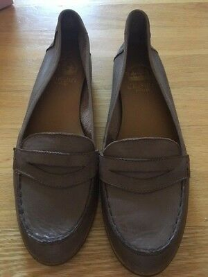 a18e956048d CROWN VINTAGE ALABAMA Loafers Charcoal Grey Women s Size 8 1 2 ...