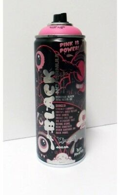 Power Pink LIMITED Edition BUFF MONSTER Montana MTN Spray Paint RARE Graffiti
