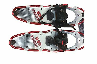 NEW YUKON CHARLIE Mountain Profile Large Aluminum Snowshoes