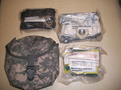 Individual First Aid Kit IFAK Us Military Large Complete