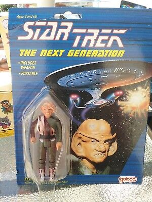 Star trek stng galoob ferengi figure moc 1988