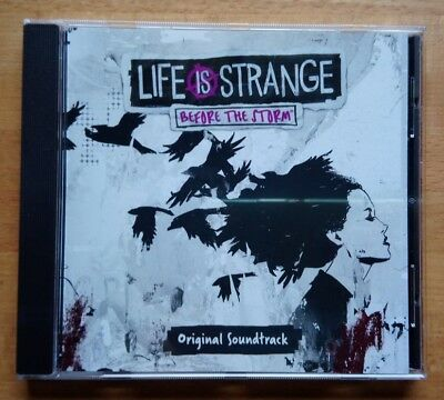Life is Strange: Before the Storm - Original Soundtrack Limited Edition CD