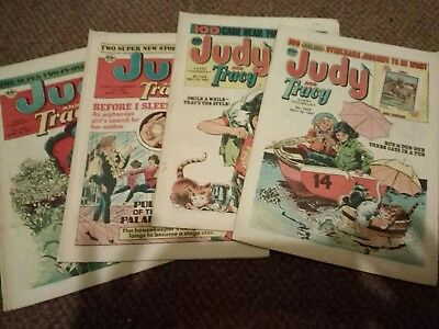 4 Judy Comics Apr-May 1987 Poor Little Rich Girl