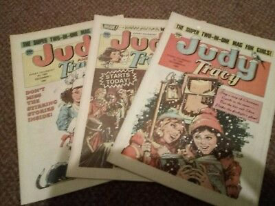 3 Judy And Tracy Comics Dec 1985 The Truth About Tricia