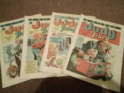 4 Judy And Tracy Comics Feb 1986 The Prize Hunters