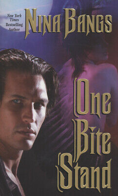 One bite stand by Nina Bangs (Paperback / softback)