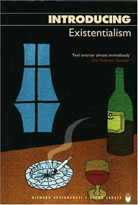 Introducing Existentialism: A Graphic Guide by Zarate, Oscar Paperback Book The