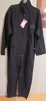 NWT Long Sleeve Coveralls Air Force Style Military Flight Suit Camo Rothco Large