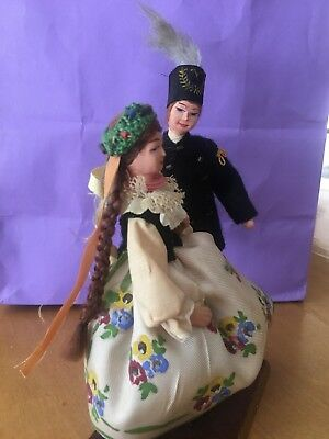 Traditional Polish Couple.Made in Poland.