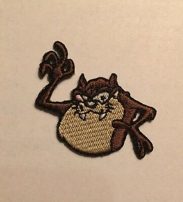 "Tasmanian devil Looney Tunes Taz Cartoon Warner Brothers WB Vintage 1.5"" X 2"""
