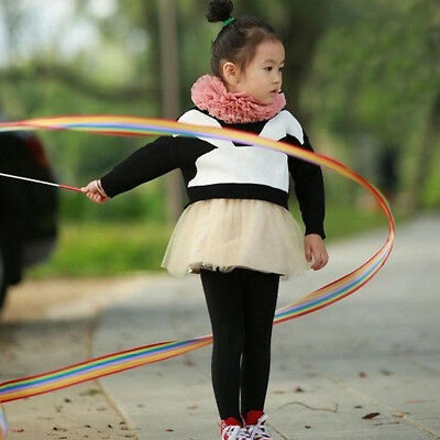 Universal 4m Rhythmic Art Gym Dance Gymnastic Ribbon Streamer Training Equipment