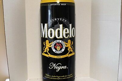 Modelo Negra Beer Can 30' Tall Inflatable Blow Up Sign New