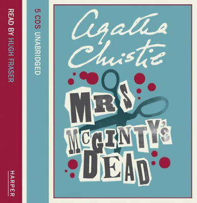 Mrs Mcginty S Dead Unab Cd  CD NEW