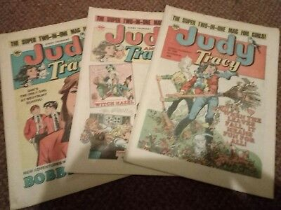 3 Judy And Tracy Comics Oct 1985 Sandra Of The Secret Ballet
