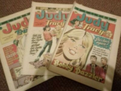 3 Judy And Tracy Comics Aug 1986 The Princess Who Never Was