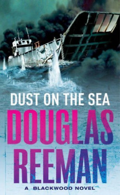 Reeman,douglas-Dust On The Sea  Book New
