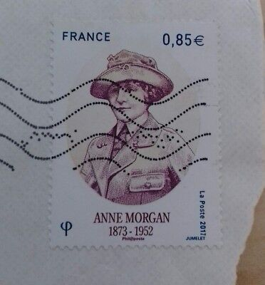 Timbre Anne Morgan 2017