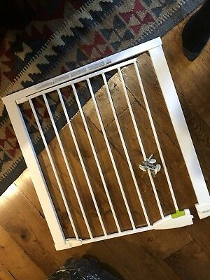 Lindam baby gate/ stair gate/ safety gate, excellent condition
